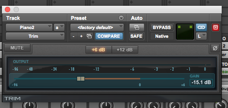 how to mix a song