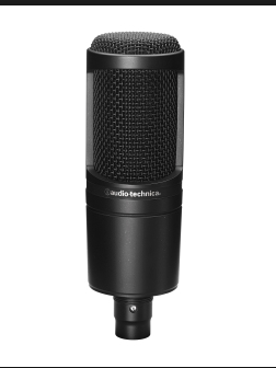 best microphone for recording vocals