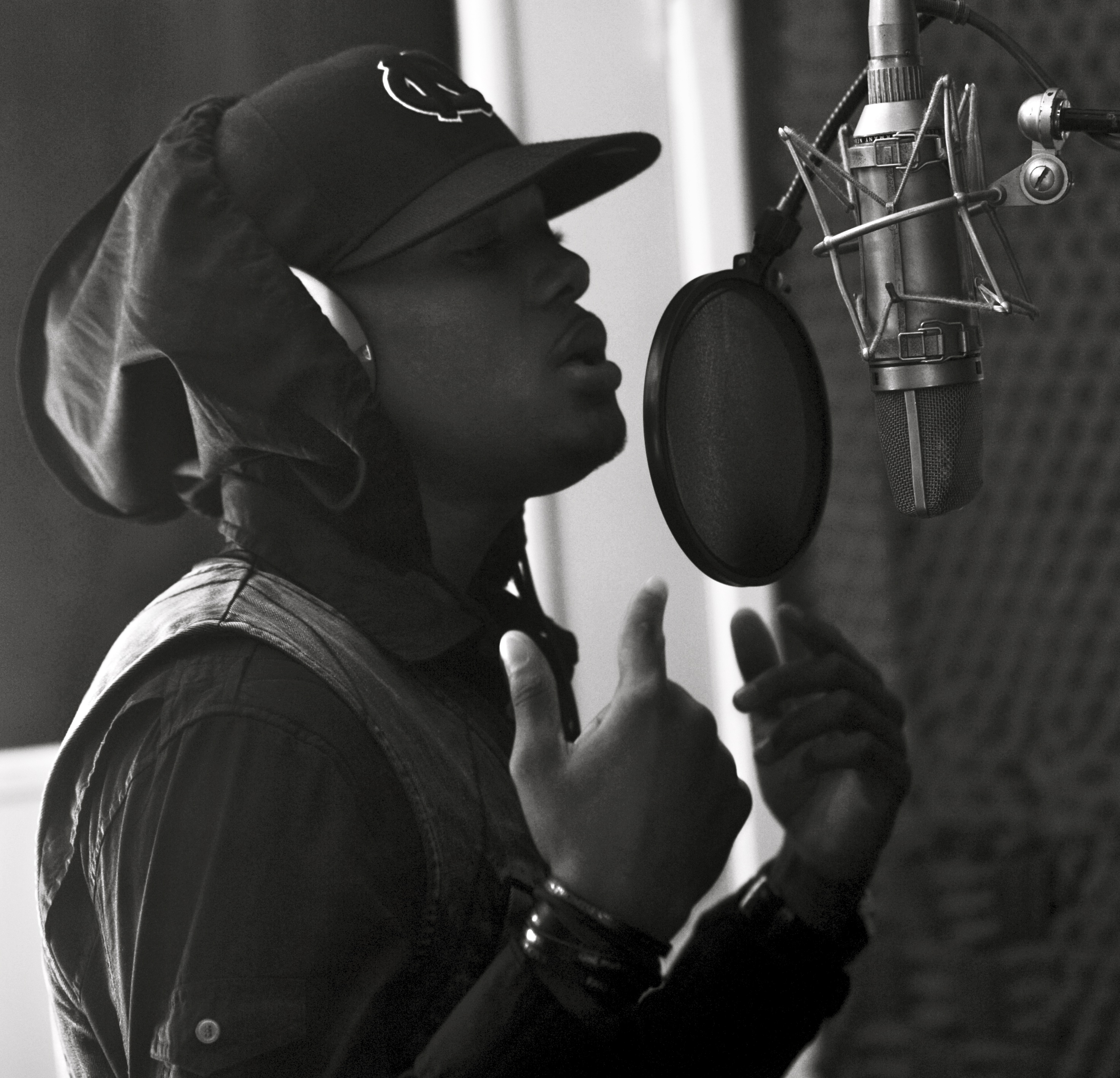 Mixing Rap Vocals To Cut Through The Mix - The Recording